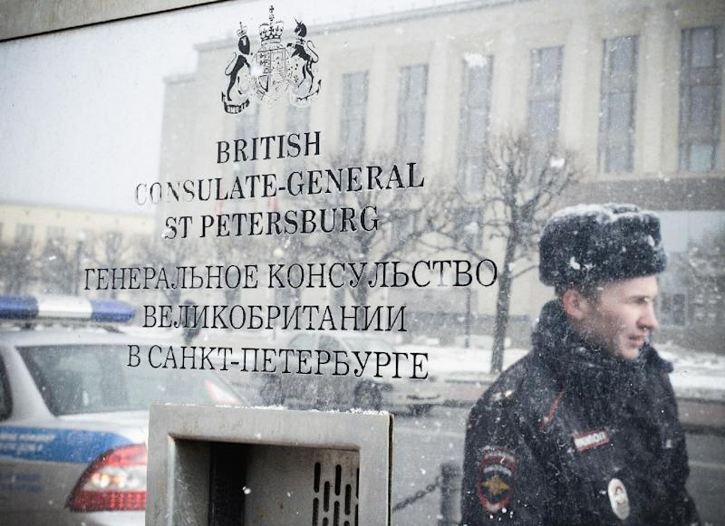Image result for british embassy russia images