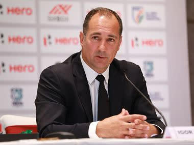 India's new football coach Igor Stimac says 'ISL vs I-League' conflict can be solved; everyone including Sunil Chhetri needs to fight for place