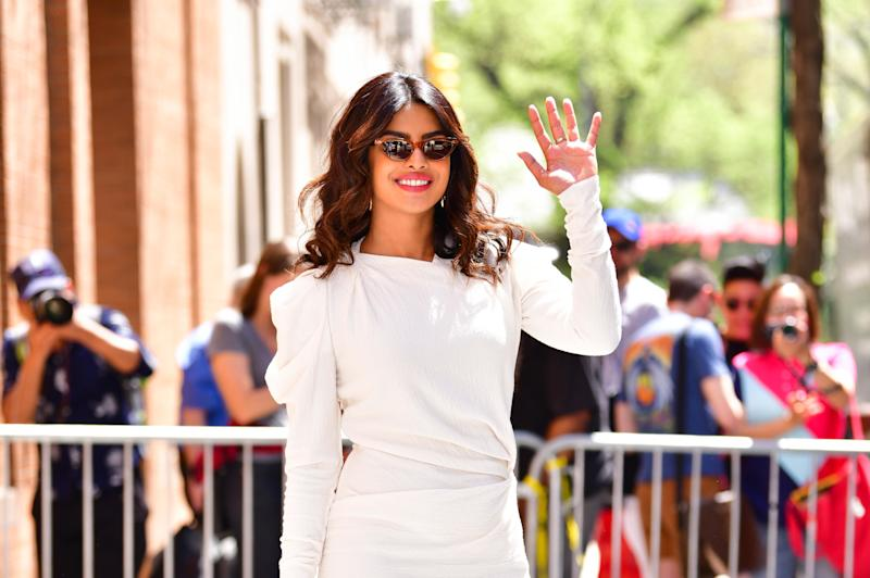 Priyanka Chopra admits she is 'getting to know' Nick Jonas