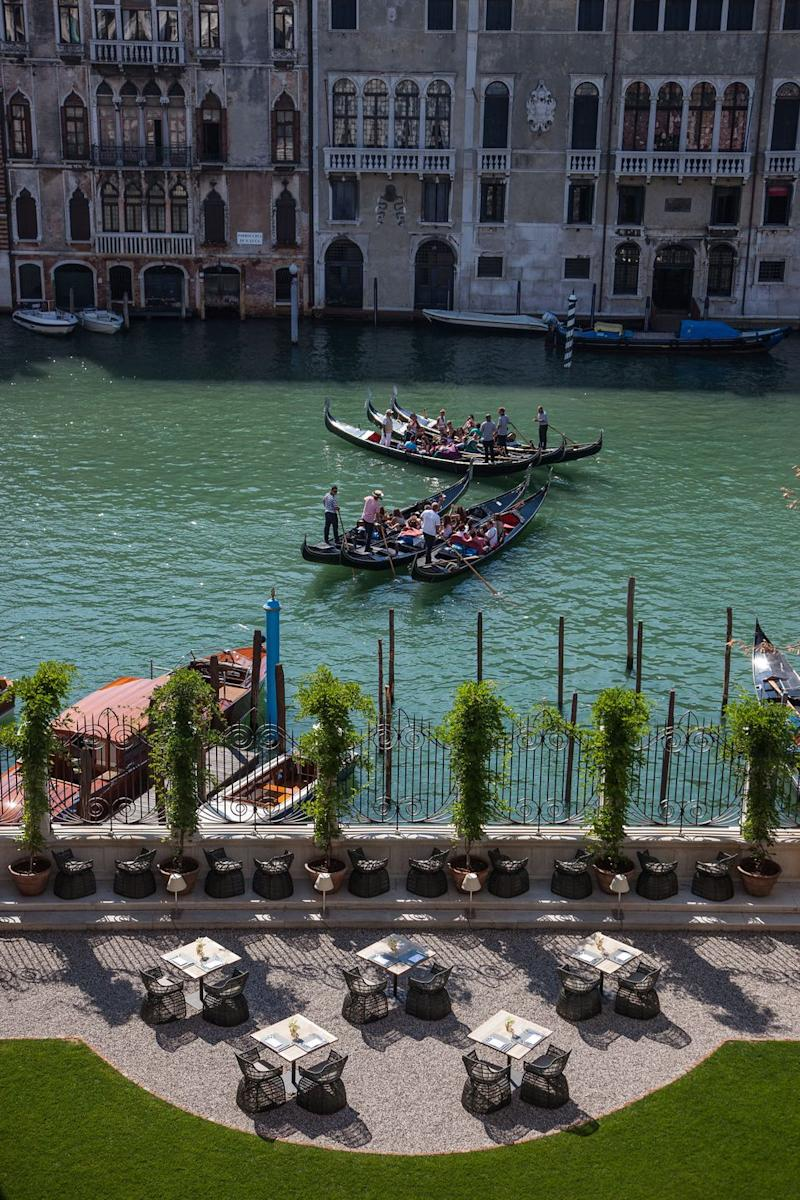 Photo credit: Courtesy of the Aman Venice
