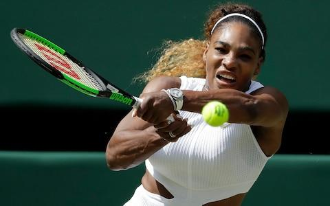 Serena Williams is clear on her role despite the criticism she receives - Credit: AP