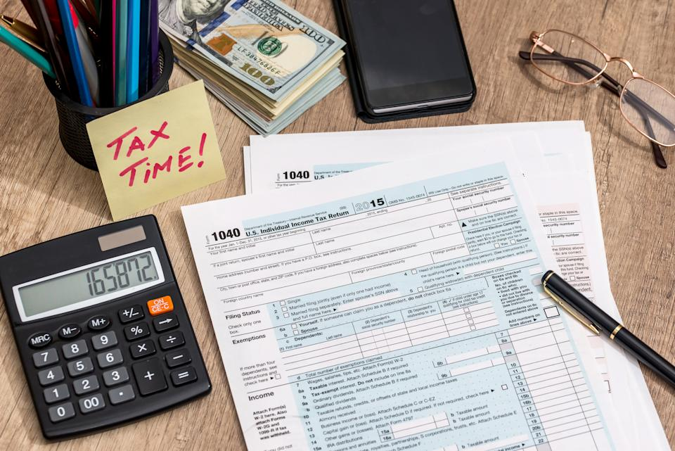 Don't lodge your tax return too early, ATO warns. Source: Getty