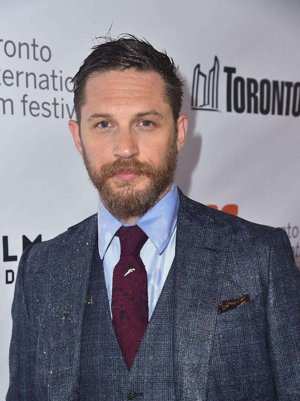 """<p>I'm going to start this pick with a qualification—if this is just going to be regular old clean shaven James Bond in a suit, don't even waste Tom Hardy's time. We don't want that. We want Tom Hardy playing a brand new, kind of messy, maybe a little bit drunk, and definitely very eccentric and chaotic take on the character. Maybe complete with a beard or <a href=""""https://www.menshealth.com/entertainment/g32627694/face-mask-icons-tv-movie-characters/"""" rel=""""nofollow noopener"""" target=""""_blank"""" data-ylk=""""slk:some sort of mask"""" class=""""link rapid-noclick-resp"""">some sort of mask</a>. Because why have Tom Hardy in your movie if you're not going to let him do his Tom Hardy thing? —ER</p>"""