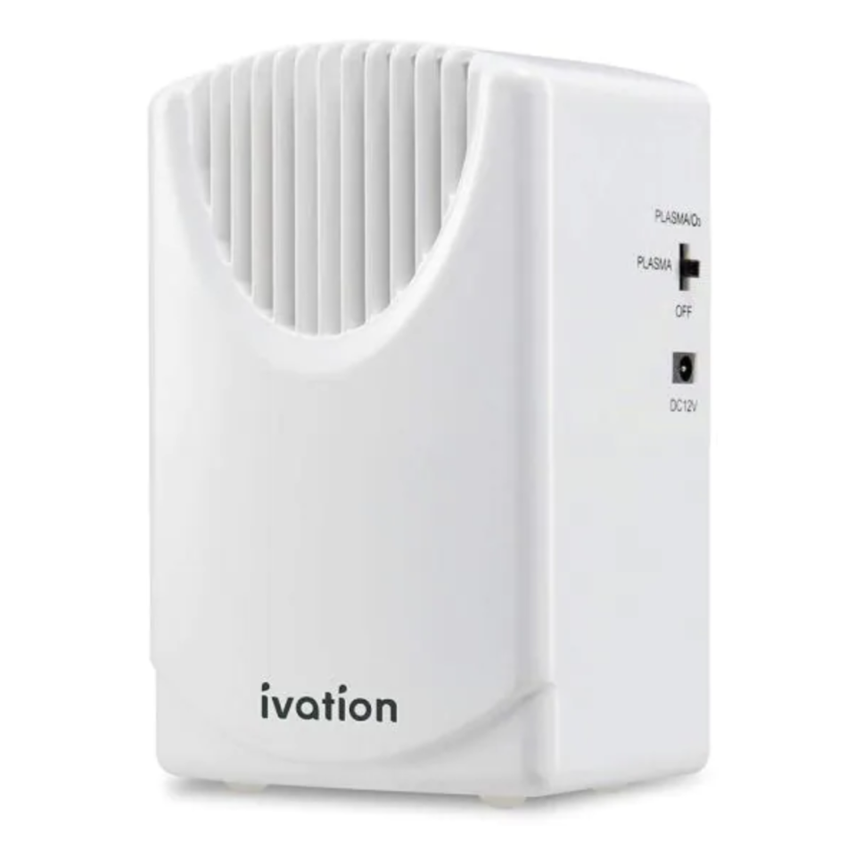 invation plug in car purifier