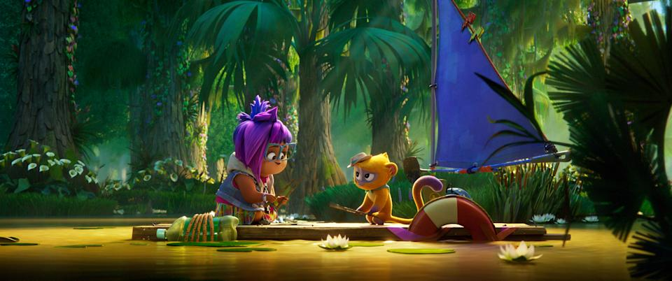 """""""Vivo"""" - Credit: Sony Pictures Animation"""