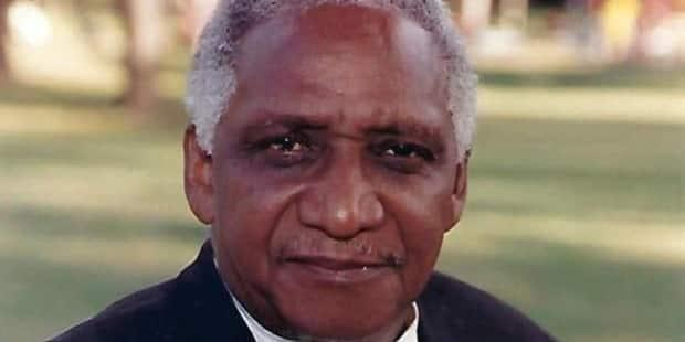 Noel Alexander served as the president of the Jamaica Association of Montreal for 35 years. (Jamaica Association of Montreal - image credit)
