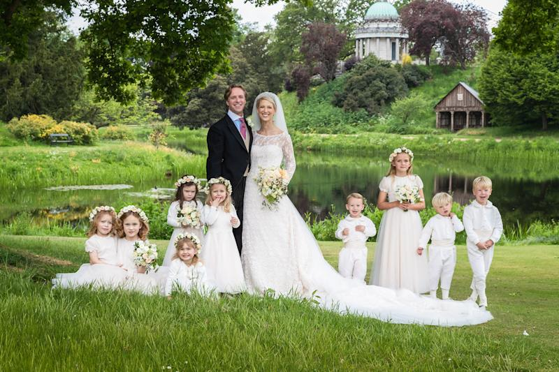Lady Gabriella Windsor and Thomas Kingston's Royal Wedding Photos Have Been Released
