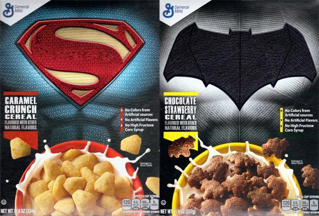 <p>A tie-in with the 2016 film. (Photo: General Mills) </p>