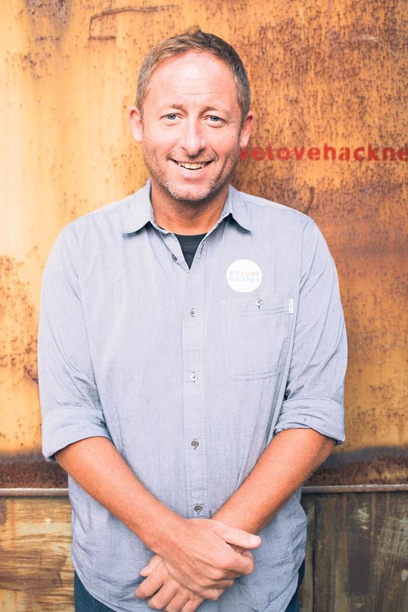Owner of award-winning Milk and Honey, Jonathan Downey.