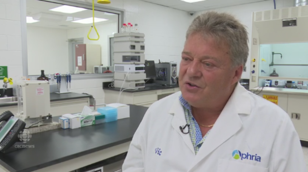Aphria CEO Vic Neufeld to step down as earnings fail to meet analysts' expectations