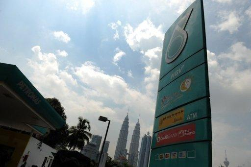 Petronas is Malaysia's only Fortune 500 company