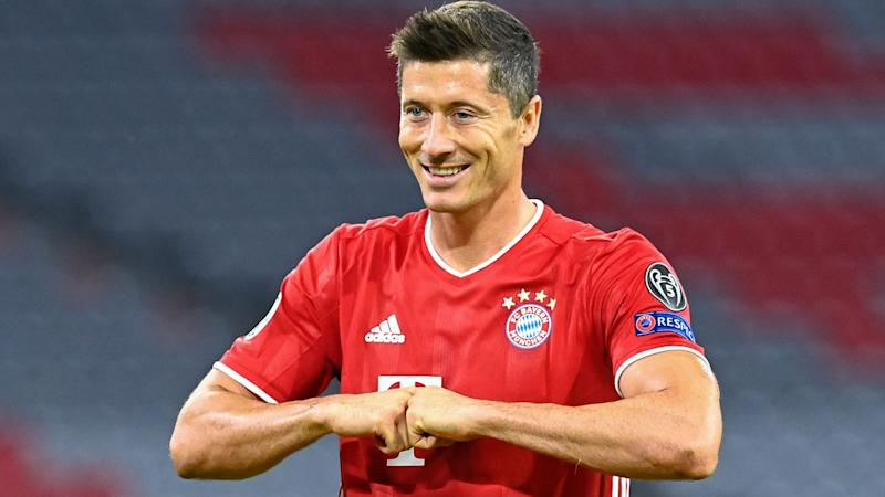 Messi and Ronaldo don't come close to what Lewandowski has done this season - Funkel