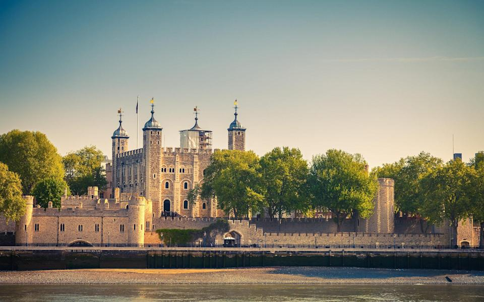 The Tower of London - Getty