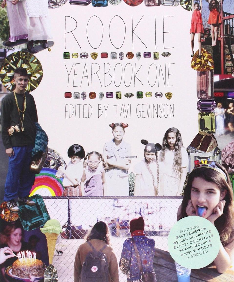 <p>Tavi Gevinson's girl-powered <span><strong>Rookie Mag</strong></span> ($22) is a great gift for your spunky tween. <strong>Rookie Mag</strong> is empowering, creative, and intelligent - any mom would be happy to have their child read this yearbook.</p>