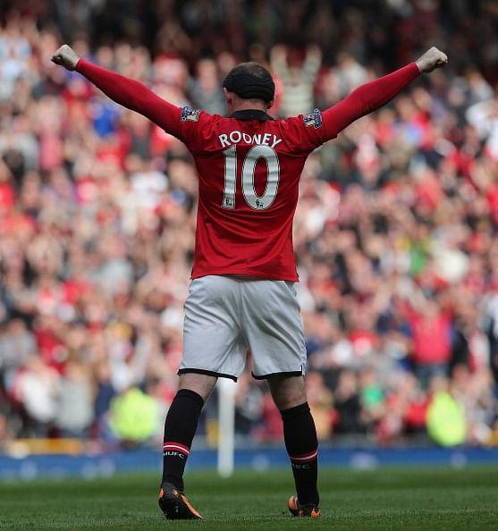 Wayne Rooney: Back to his best!