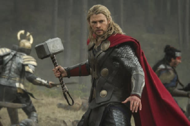 'Thor: The Dark World' Hammers Way to $109 Million in Box-Office Debut Overseas