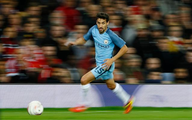 <span>A first goal of the season for Jesus Navas could yet break the internet this weekend</span>