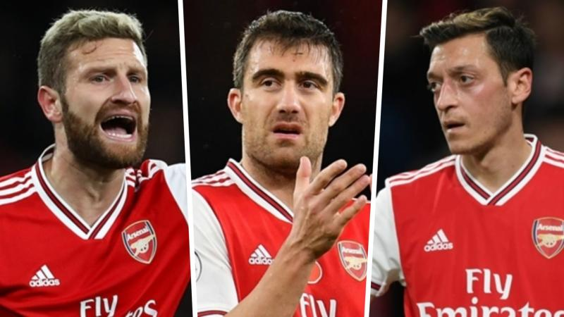 'Arsenal need Ozil, Sokratis and Mustafi out the door' – Ex-Gunner Nicholas says 'defence is key to the rebuild'