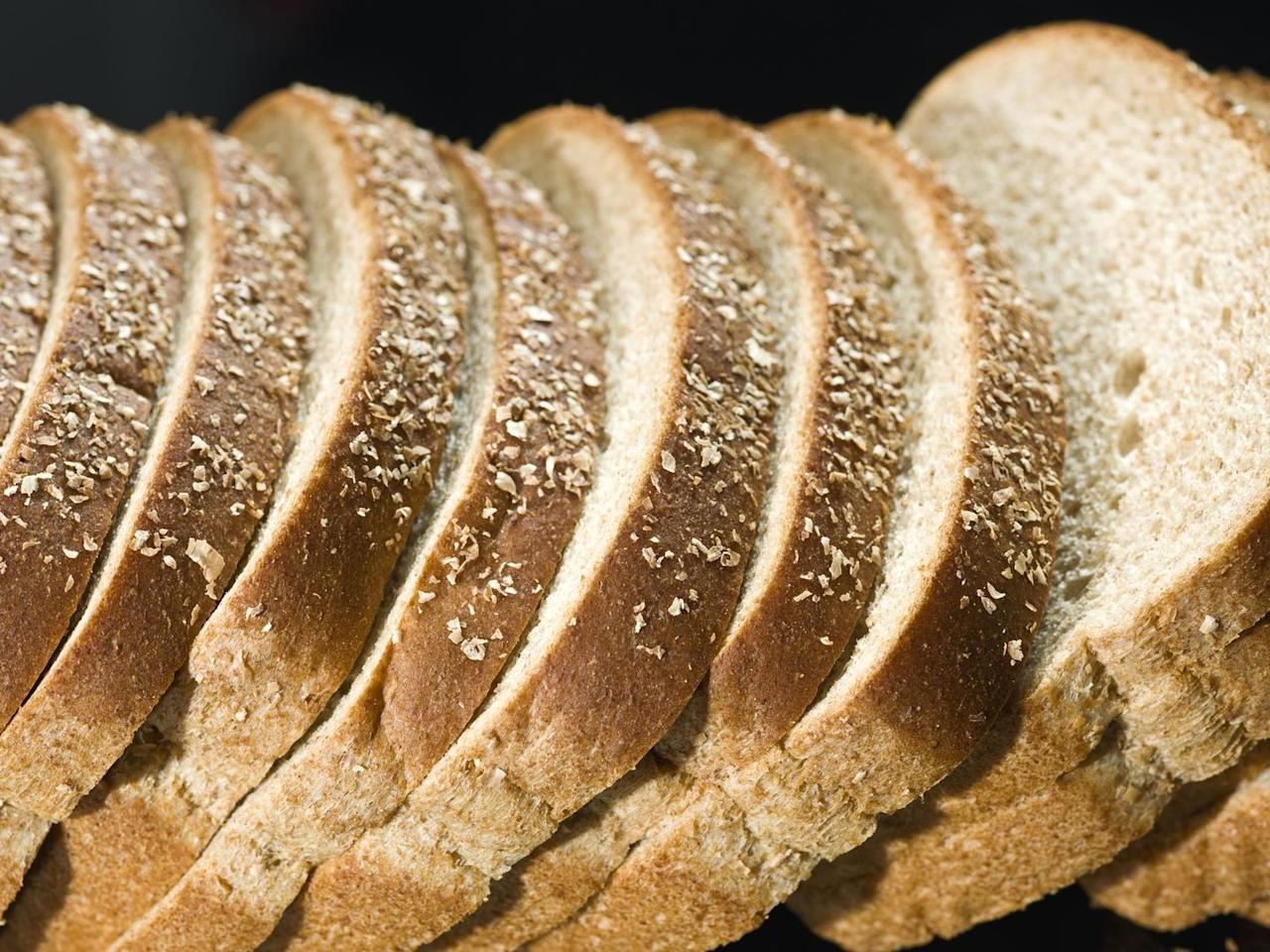 """<p>On paper, """"multigrain"""" sounds great — certainly healthier than a white flour product, right? Multigrain simply means that there is more than one type of grain in the food you're looking at, not that the grains in there are healthy. </p>"""