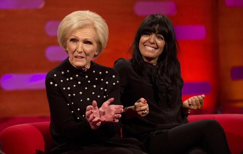 'Darker side': Claudia Winkleman revealed that she saw a different side to Mary Berry during their chat (PA Images on behalf of So TV/PA Wire)