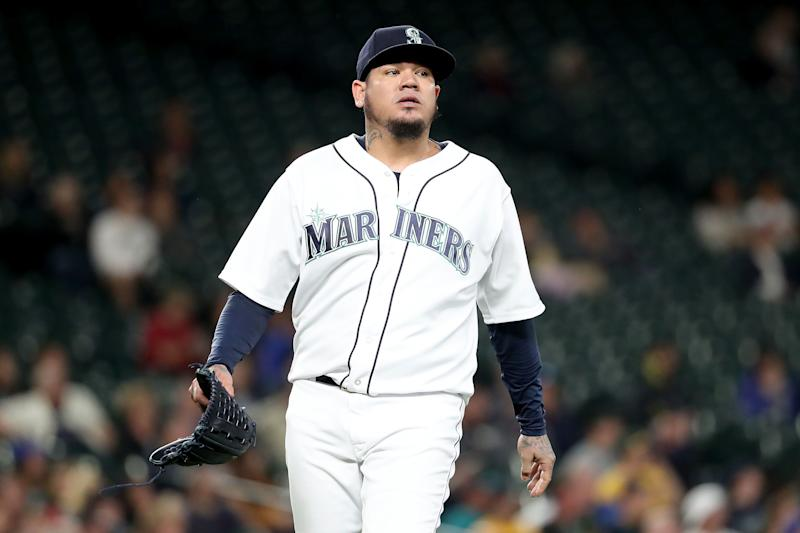 Felix Hernandez Upset He Won't Start Opening Day