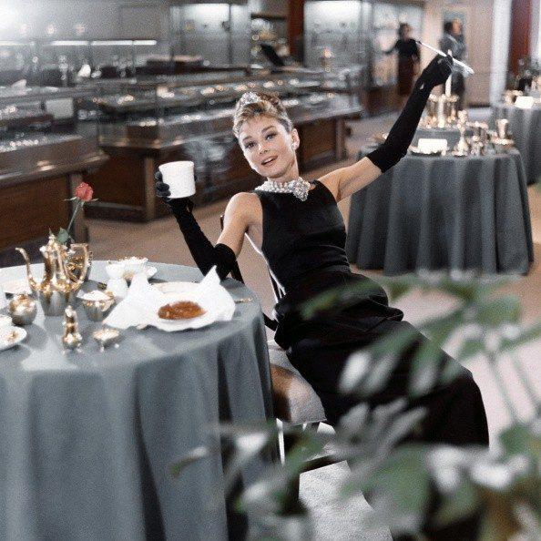 Audrey Hepburn as Holly Golightly in the 1961 film 'Breakfast at Tiffany's' - Donaldson Collection/Michael Ochs Archives/Getty Images