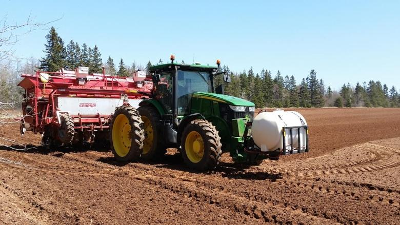Almost time to plant for P.E.I. potato farmers