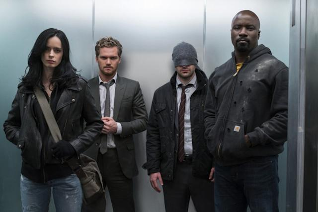 Defenders review