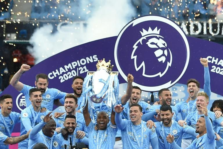 Manchester City have won five Premier League titles in the past 10 years thanks to investment from the City Football Group (CFG)