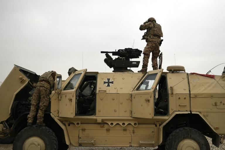 The fate of NATO's 9,600-strong support mission in Afghanistan is at the top of the agenda
