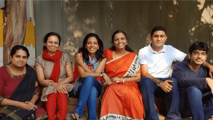 The NIRAMAI team