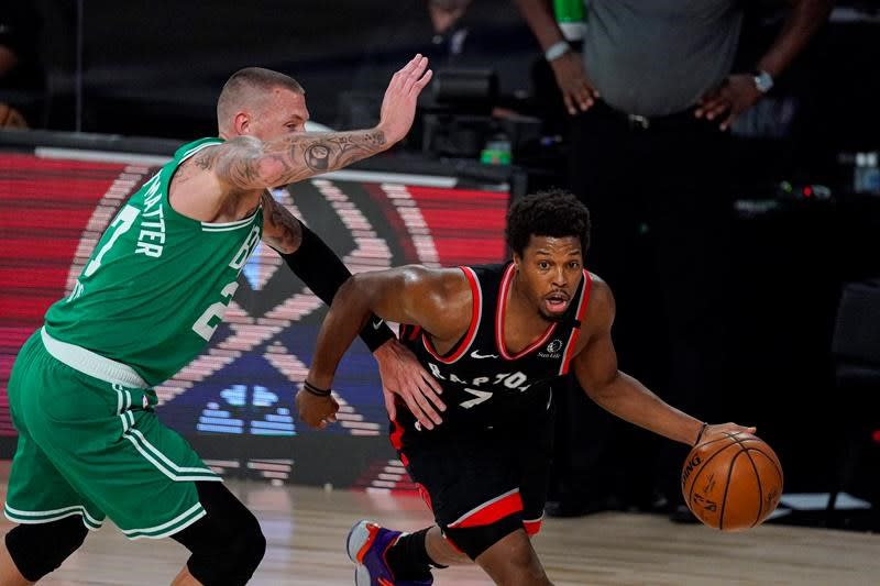 Going the Distance: Raptors and Celtics ready to cap dramatic series with Game 7