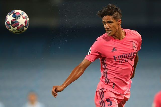 Raphael Varane has spent the past decade with Real Madrid