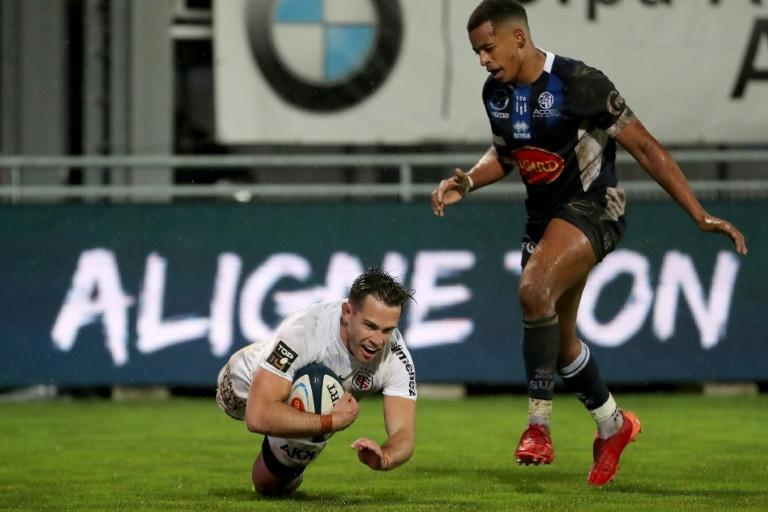 Zack Holmes has scored 329 points in 79 Toulouse games since joining from La Rochelle in 2017