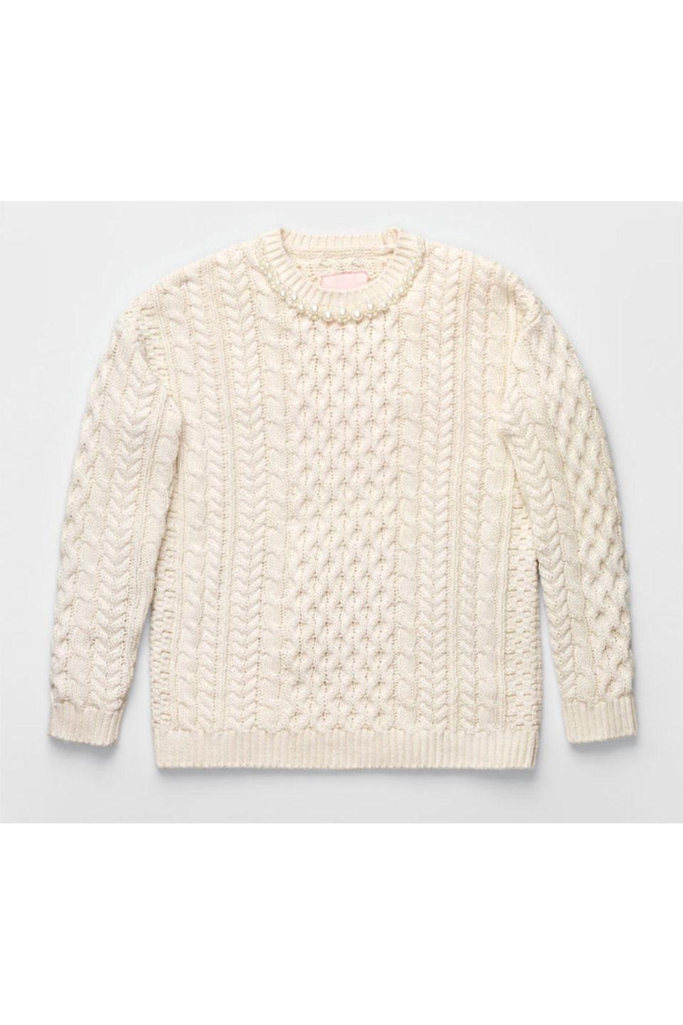 "<p><strong>H&M x Simone Rocha </strong></p><p>hm.com</p><p><strong>$99.00</strong></p><p><a href=""https://go.redirectingat.com?id=74968X1596630&url=https%3A%2F%2Fwww2.hm.com%2Fen_us%2Fproductpage.0902759003.html&sref=https%3A%2F%2Fwww.townandcountrymag.com%2Fstyle%2Ffashion-trends%2Fg35800778%2Fsimone-rocha-hm-launch-dreamy-collaboration%2F"" rel=""nofollow noopener"" target=""_blank"" data-ylk=""slk:Shop Now"" class=""link rapid-noclick-resp"">Shop Now</a></p>"