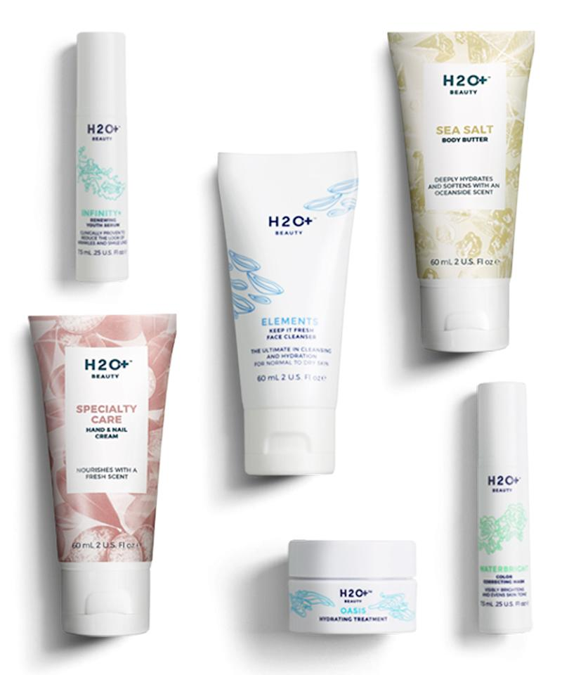 collection of face and body essentials on-hand guarantees that ...