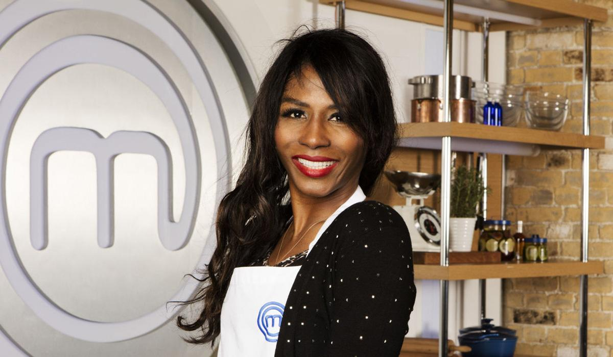 <p><i>[Photo: BBC]</i></p><p><b>Sinitta Malone:</b>That's right – TV personality, 'The X Factor' mentor and '80s pop singer Sunitta will be headlining yet-another reality TV show. It's definitely no big surprise – after all, she's appeared on 'I'm A Celebrity… Get Me Out Of Here!' as well as 'The Jump', 'Dancing on Ice' ad even 'Celebrity Wife Swap'.But can she cook up a nice Beef Wellington?She'll certainly be put through her paces on tonight's 'Celebrity MasterChef'. But whether or not she cuts the mustard remains to be seen.</p><p><br /></p>