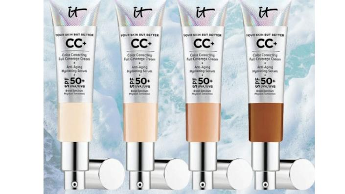 Your Skin But Better™ CC+™ Cream with SPF 50+ - IT Cosmetics, $52