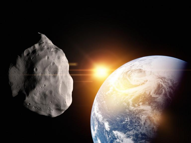Nasa recruits SpaceX to smash Falcon rockets into asteroids