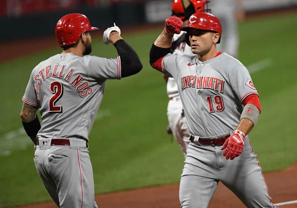MLB DFS Picks, top stacks and pitchers for Yahoo, DraftKings + FanDuel daily fantasy baseball lineups, with the Cincinnati Reds | Monday 6/21