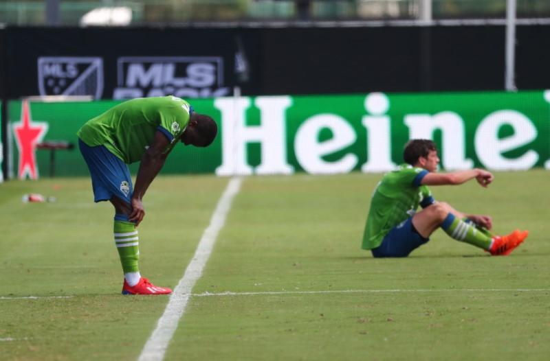 Win or go home for Sounders in MLS is Back