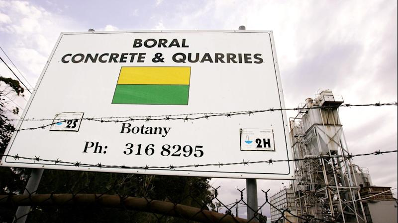 Boral to benefit from infrastructure spend