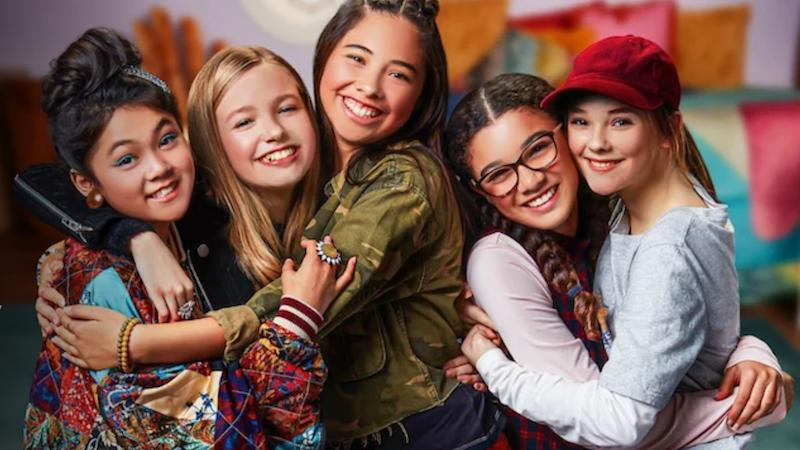 The Baby-Sitters Club on Netflix