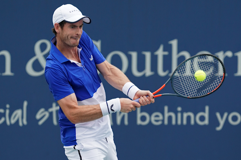 Andy Murray Wobbles but Roars Back to Win Shanghai Masters Opener