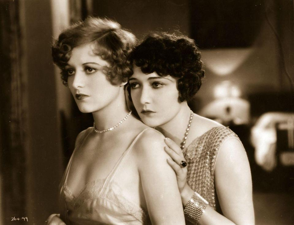 <p>Joan was launched into stardom thanks to her breakout role in the silent drama,<em> Our Dancing Daughters</em>.</p>