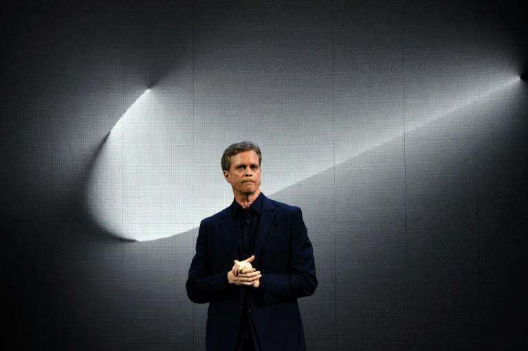 Nike CEO Mark Parker said the management shakeup has nothing to do with recent scandals at the company