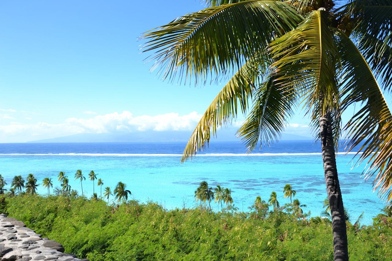 The Best Places To Travel In January - Tahiti-a-exotic-residence