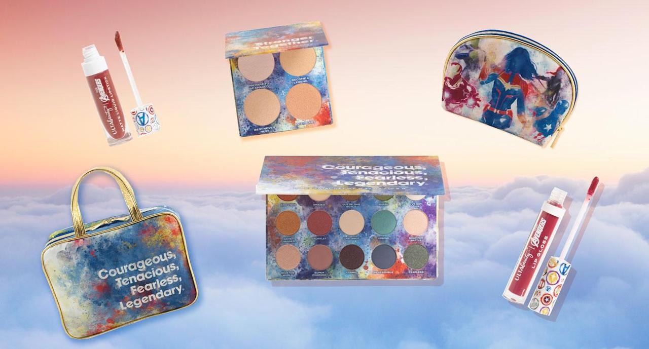 Ulta joins forces with Marvel for makeup collection inspired by ...