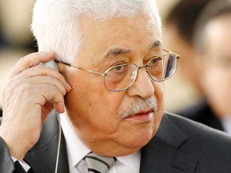 Palestinian President Mahmoud Abbas will visit the White House 'soon': Reuters