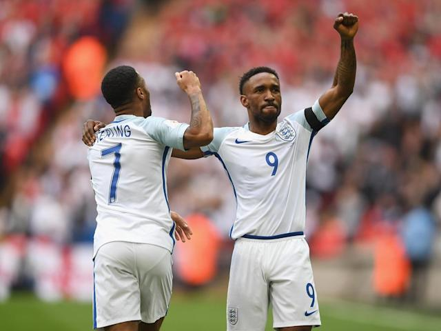 Defoe could well be on the plane to Russia next summer (Getty)